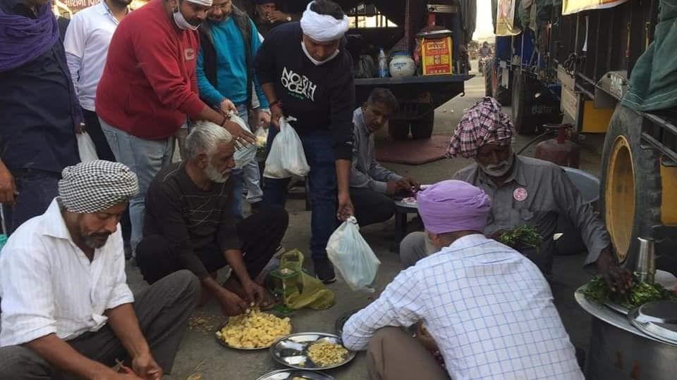 why kisan andolan in delhi linked to khalistan - Satya Hindi