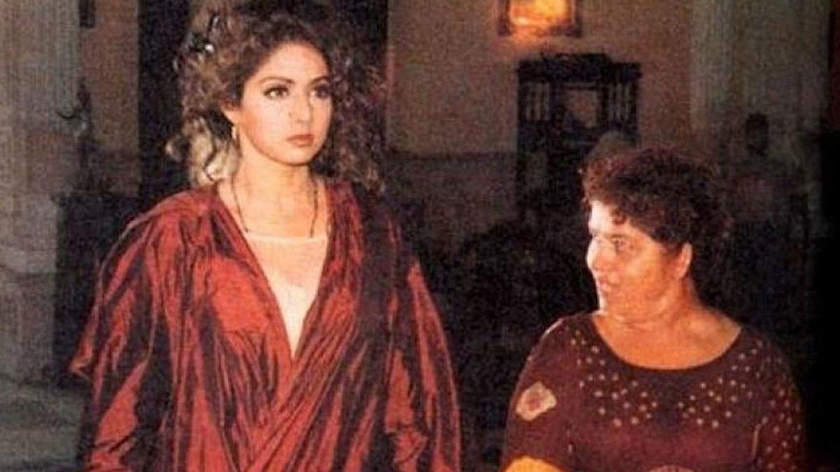 saroj khan had adopted islam changed her name - Satya Hindi