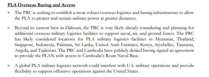 Chinese navy dominating Indian ocean and India pacific posing threat to US, India? - Satya Hindi