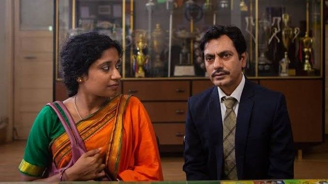 nawazuddin siddiqui serious men film review - Satya Hindi
