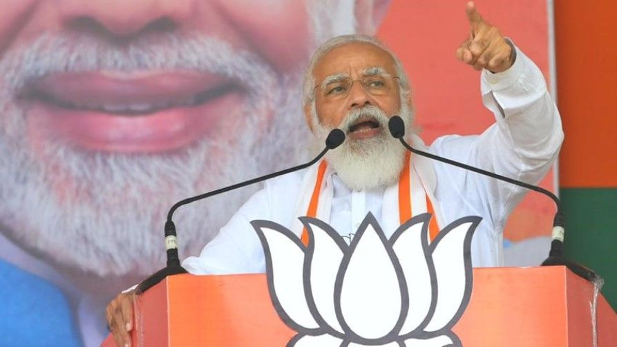 Modi played key role in toppling kamal nath government in mp - Satya Hindi