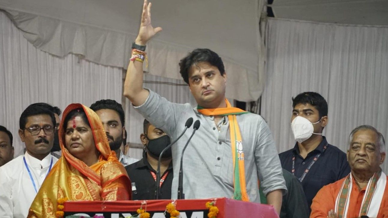 BJP wins in mp bypolls result 2020 - Satya Hindi