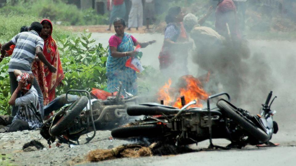 BJP fanning commuanlism in west bengal, targetting muslims - Satya Hindi