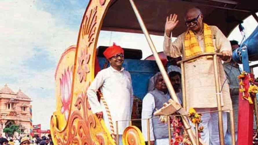lal krishna advani, murli manohar joshi not to be at ayodhya for groudbreaking of ram temple - Satya Hindi