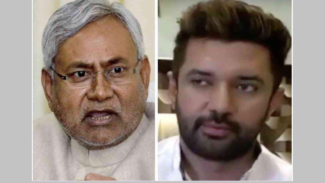 Split in LJP chirag paswan need to struggle - Satya Hindi