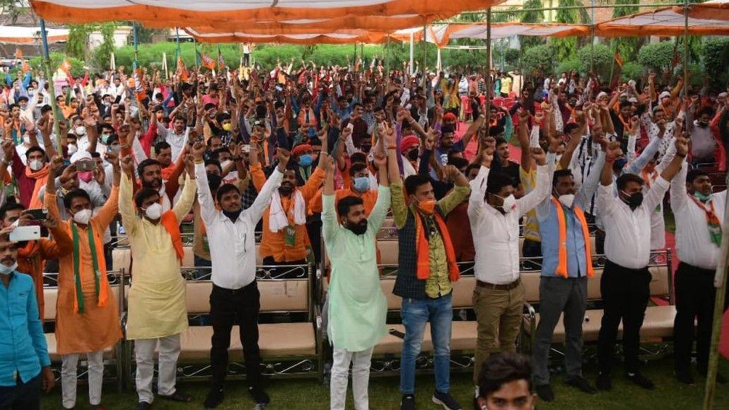 Damoh by election in Madhya pradesh - Satya Hindi