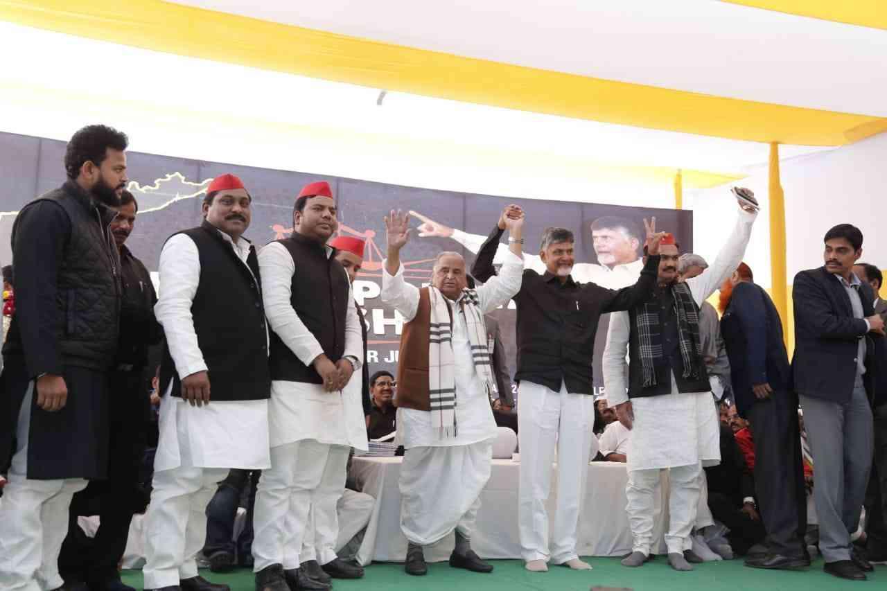 N Chandrababu Naidu demanding special status for Andhra Pradesh - Satya Hindi