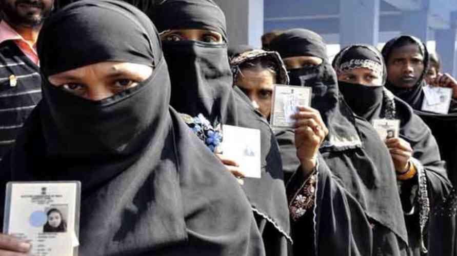 asaduddin owaisi muslim voters and ghmc results 2020 - Satya Hindi