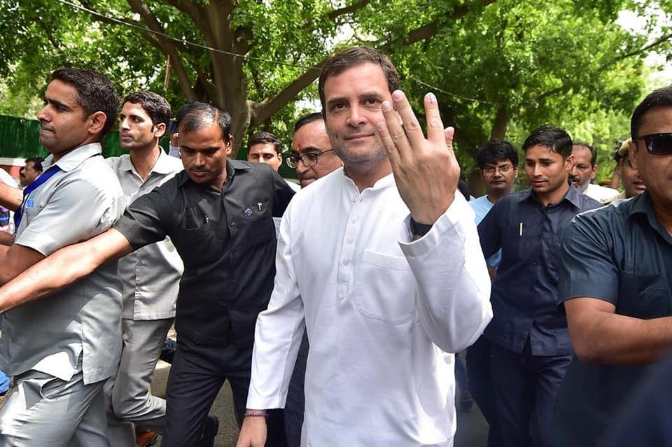 loksabha election 2019 modi shah rahul akhilesh - Satya Hindi