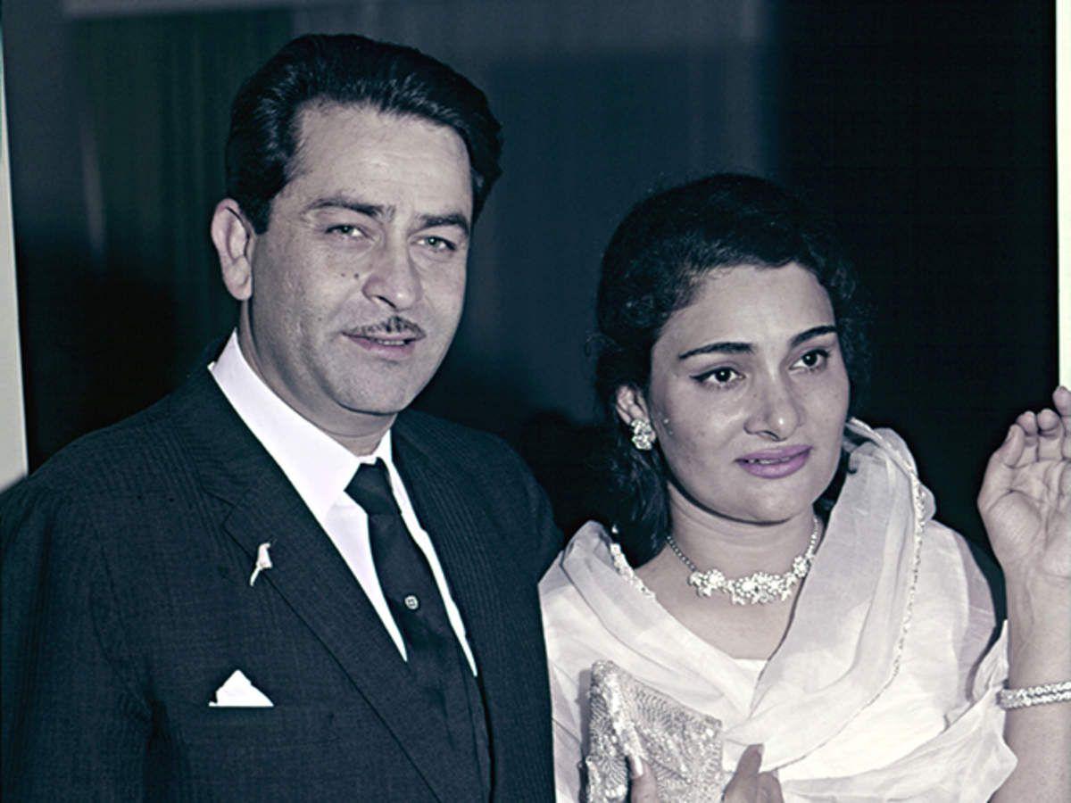 bollywood showman raj kapoor first love - Satya Hindi