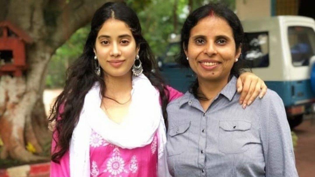 gunjan saxena the kargil girl film review - Satya Hindi