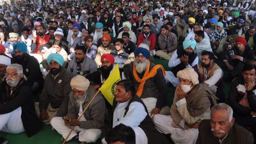supreme court committee on farmers bill member anil ghanwat - Satya Hindi
