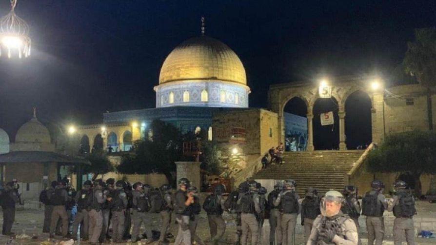 Israel palestine conflict 2021 in west asia - Satya Hindi
