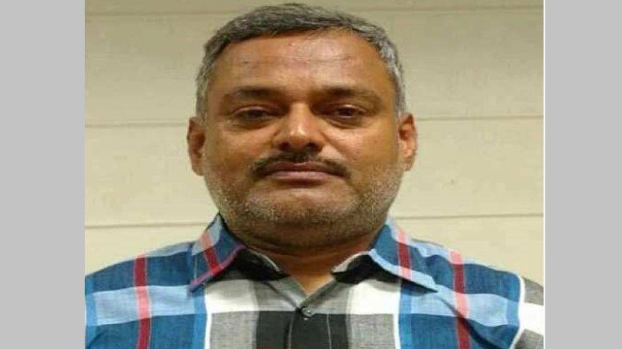 UP Bhadohi MLA Vijay Mishra surrendered in MP - Satya Hindi