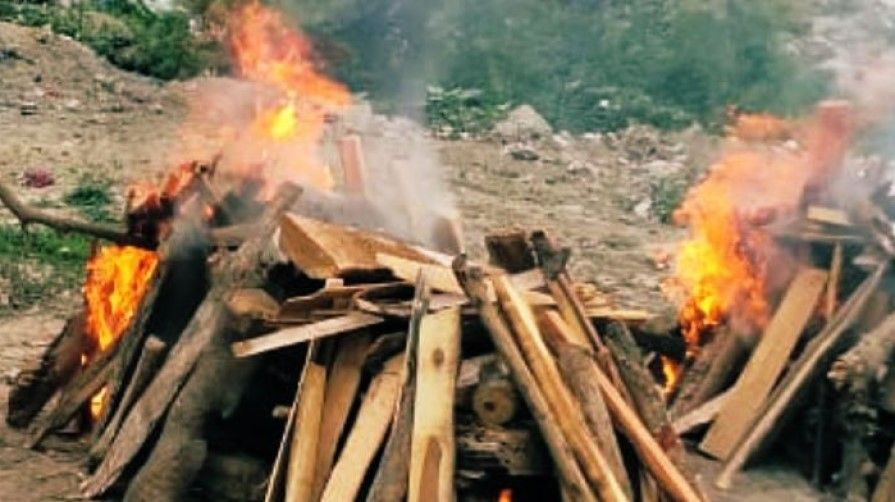 Corona cases in Madhya pradesh situation worsen - Satya Hindi