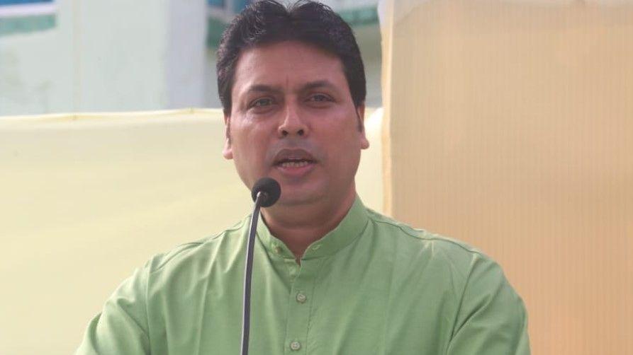 rebels in Tripura BJP BL santosh in state - Satya Hindi
