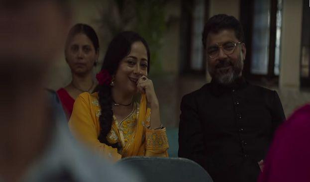 tajmahal 1989 series review netflix - Satya Hindi