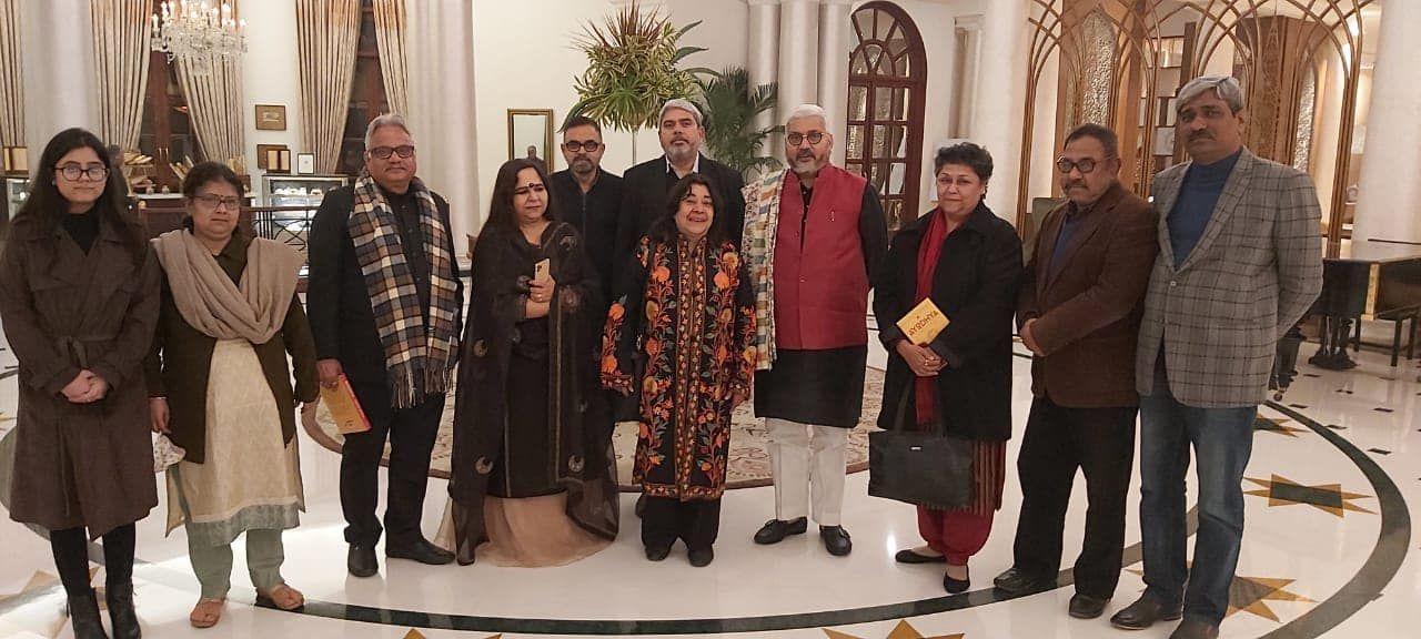 lucknow journalist Tavishi dies of corona - Satya Hindi