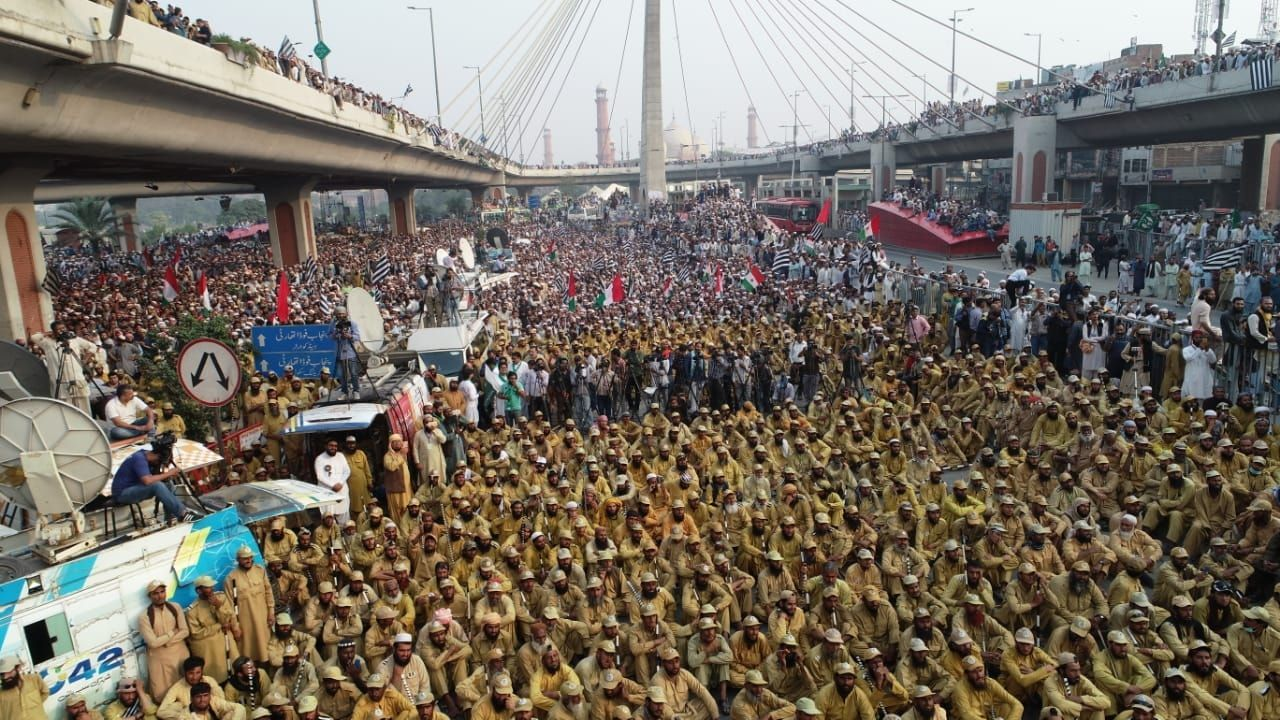opposition unite against Pakistan PM Imran khan  - Satya Hindi