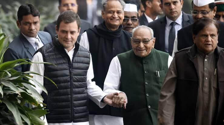 Congress leader Motilal Vora passed away - Satya Hindi