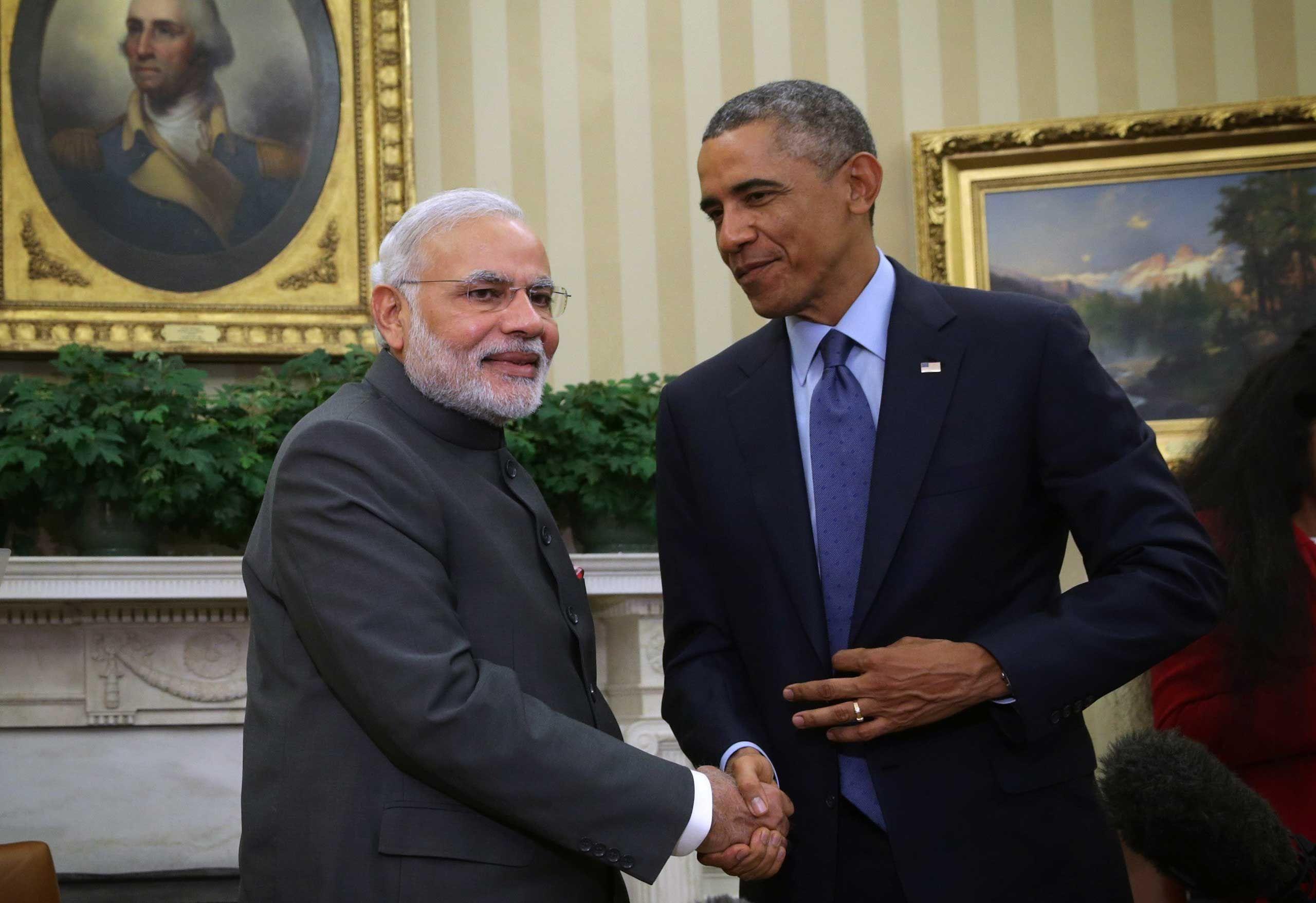modi government not happy over joe biden and kamala harris taking charge - Satya Hindi