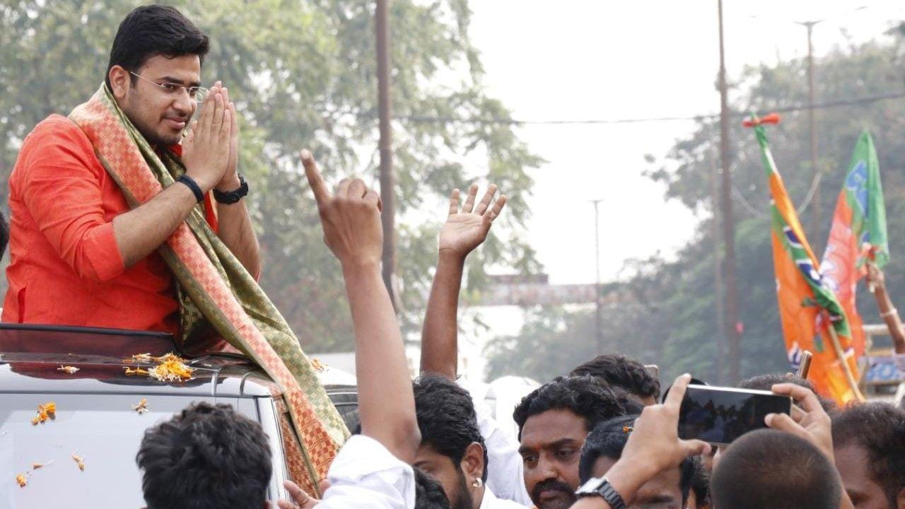 Fight in ghmc elections 2020  - Satya Hindi