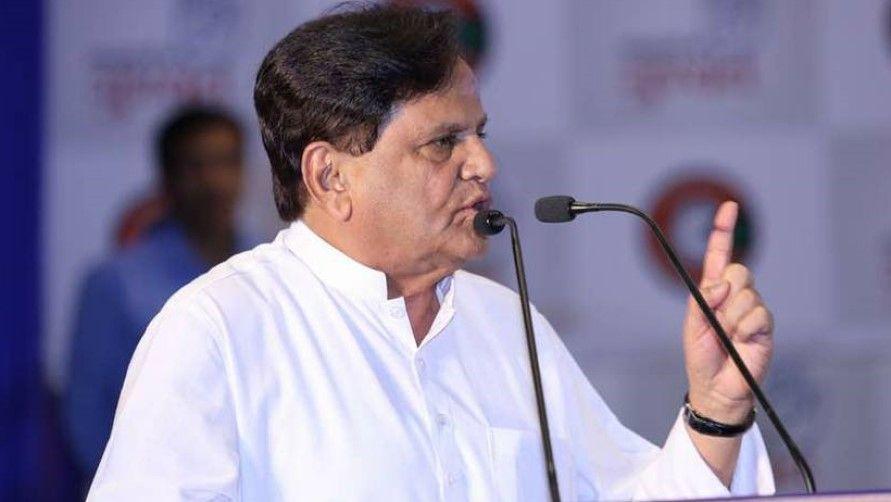 remembering ahmed patel a close confidant of sonia gandhi - Satya Hindi