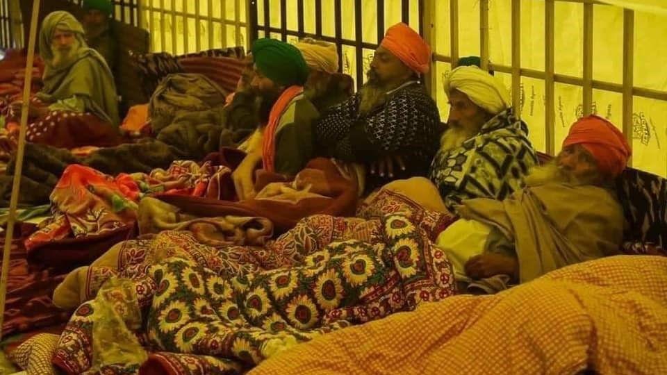 Kisan protest in delhi and Modi government - Satya Hindi