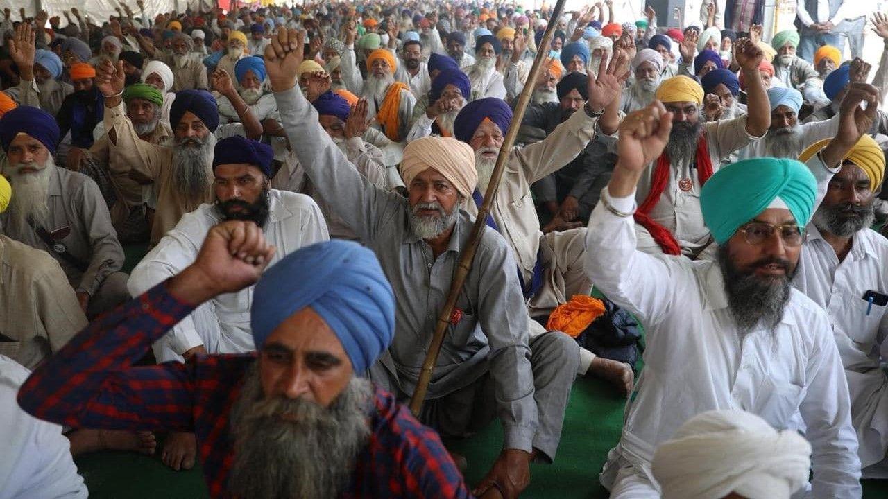 Black Day Protest by Farmers   - Satya Hindi