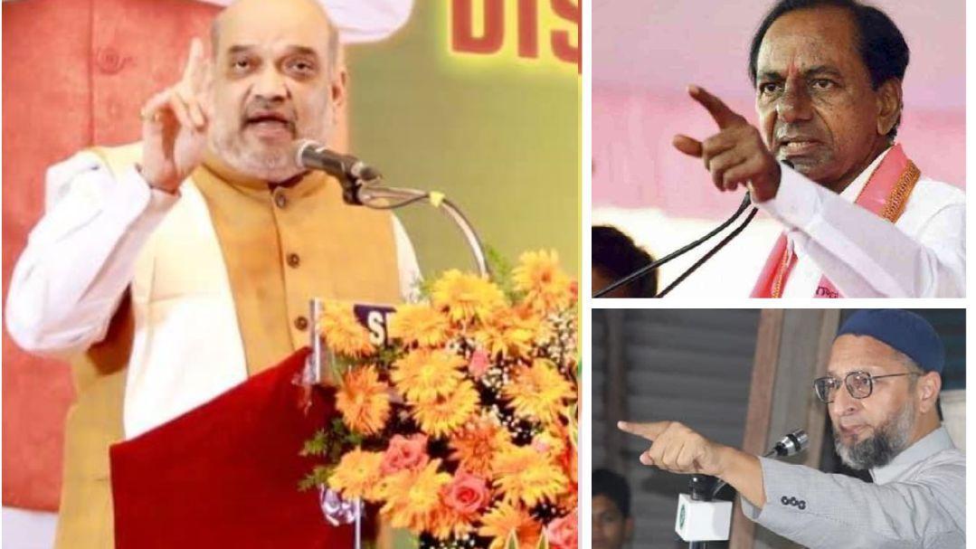 telangana BJP in ghmc elections 2020 - Satya Hindi