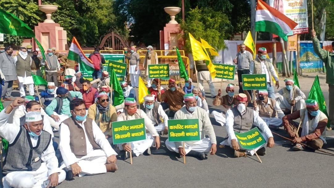 kisan andolan in delhi Government ready to talk - Satya Hindi