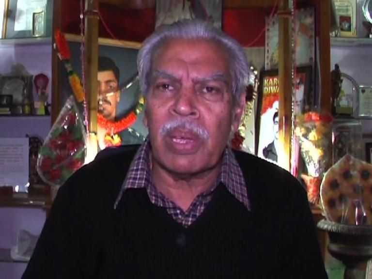 Saurabh Kalia Kargil martyr NK Kalia india Pakistan war - Satya Hindi