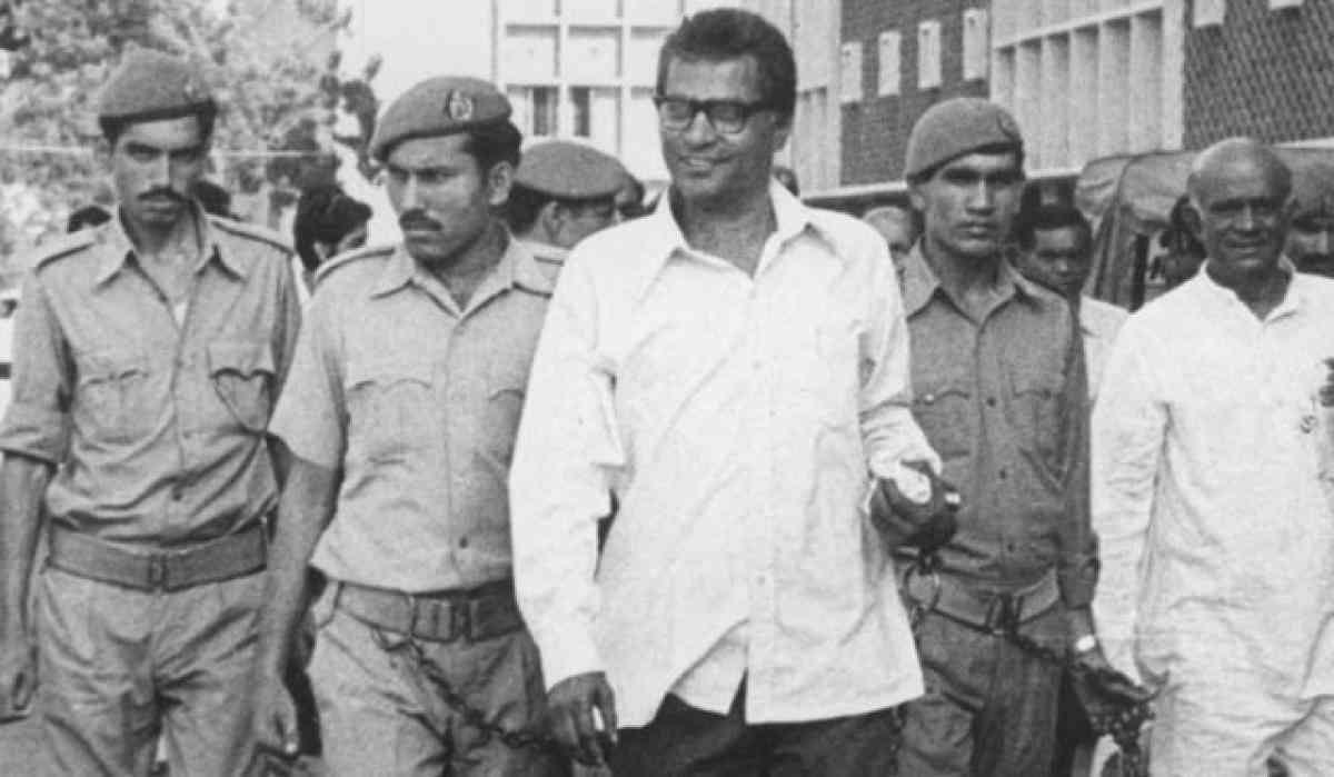 George Fernandes, Former Defence Minister passes away - Satya Hindi