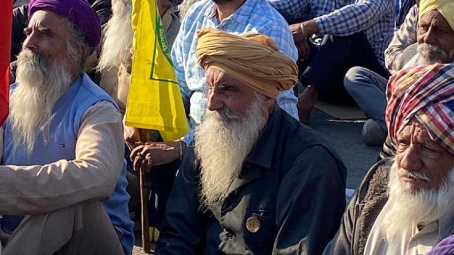 kisan andolan in delhi and Farm bill protest - Satya Hindi
