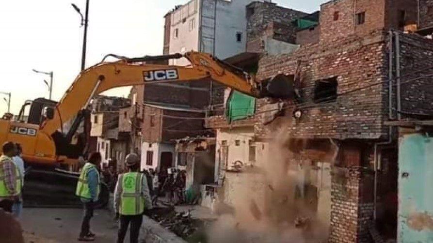 ujjain stone pelting incident  - Satya Hindi